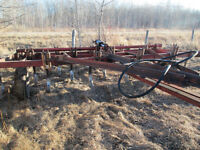 Cultivator 14' and JD 24' seed Drill
