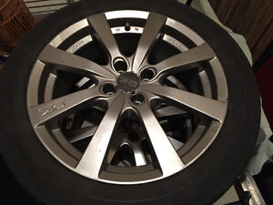"Mags OZ 17"" 4x100"
