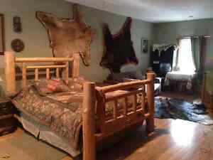 We have a Nice big furnished room for rent in Crowsnest pass