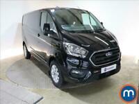2020 Ford Transit Custom 2.0 EcoBlue 170ps Low Roof Limited Van Van Diesel Manua