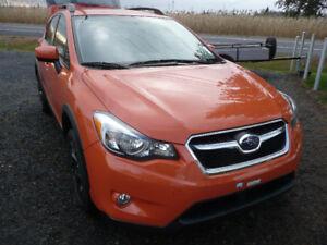 2015 Subaru crosstrek SV  AWD