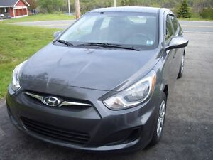 Hyundai Accent L Hatchback 2012, new model