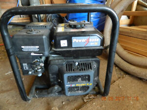 Centrifugal water pump POWER EASE 7 hp
