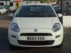 2013 Fiat Punto 1.2 8v Pop 3dr