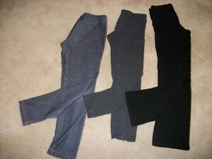 Girls Old Navy yoga pants and leggings size 8 , size 10-12