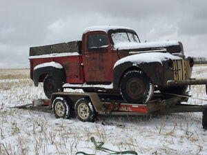 RARE 1947 Ford truck
