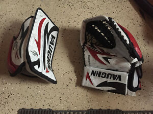 Jr goalie gloves