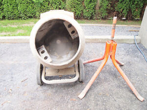 Cement Mixer /  Mixer Ciment