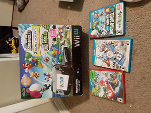 WII & WIIU PLUS GAMES!!