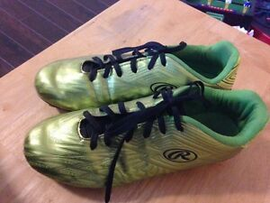Cleats size 9