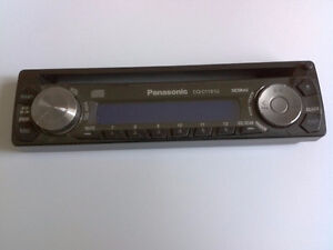 Panasonic Car Audio/CD Face Plate