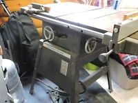 ROCKWELL/BEAVER TABLE SAW-HEAVY DUTY