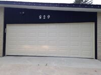 WINTER IS COMING! Garage/Overhead Door Repair and Install