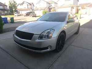 Must sell!!!! 2005 Nissan Maxima 3.5 SE