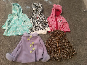 6 month girl sweaters mostly carters