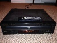 Pioneer 5-disc DVD player