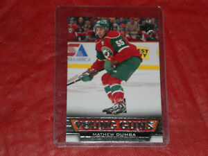 MATHEW DUMBA YOUNG GUNS