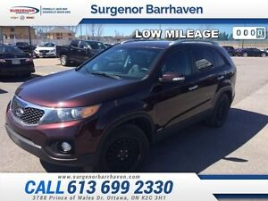 2011 Kia Sorento EX  - Low Mileage