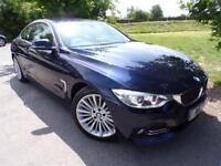 2014 BMW 4 Series 420d Luxury 2dr Heated Seats! Sat Nav! FSH! 2 door Coupe