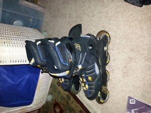 Ladies Good Quality K2 inline skates, size 6.5 + Protective pads