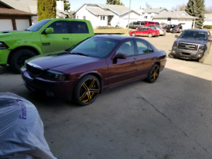 REDUCED 2003 Lincoln Ls
