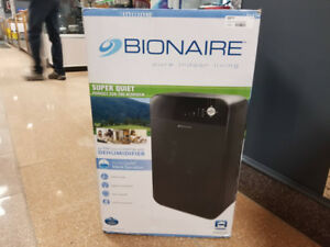 Bionaire 42 Pint Dehumidifier (Brand New)