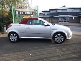 Vauxhall/Opel Tigra 1.3CDTi 16v ( a/c ) Sport Rouge 2 Door Coupe