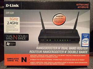 Routeur D-Link DIR-628