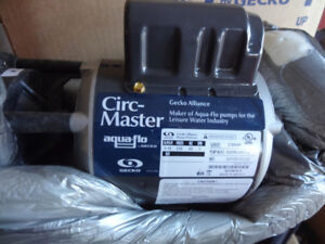 NEW Gecko Alliance Circ-Master Spa Motor Pump,1/12HP,230 Volts.