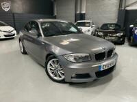 2012 BMW 1 Series 120D M SPORT Auto Coupe Diesel Automatic