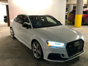 2018 AUDI RS3 -LEASE TAKEOVER 35 MONTHS-