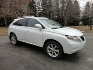 LEXUS RX 350 ***SOLD PENDING PICK UP***