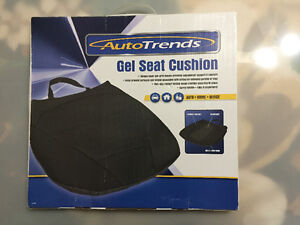AutoTrends Gel Seat Cushion Cornwall Ontario image 1