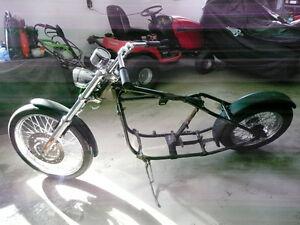 Harley davidson hardtail Kingston Kingston Area image 2