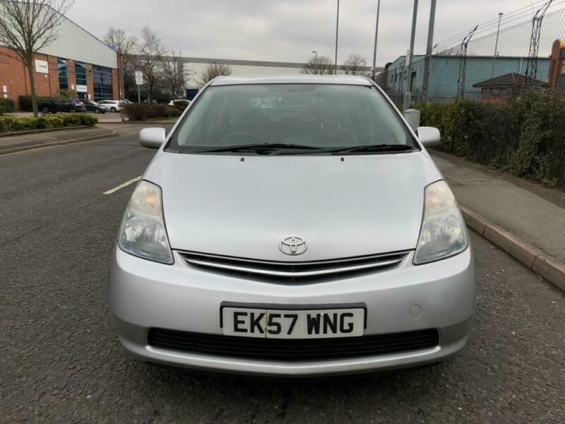2007 Toyota Prius 1 5 T3 Hatchback 5dr Petrol Hybrid CVT (104 g/km, 76 bhp)  | in Erdington, West Midlands | Gumtree