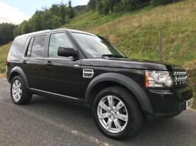Land Rover Discovery 4 3.0TDV6 ( 210hp ) auto