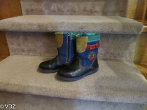 Toddler leather boots London Ontario image 1