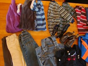 Boy clothing lot, 18 months