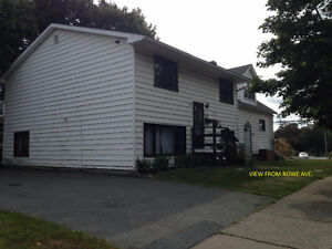 Great location near Bayers Rd shopping centre