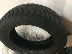 Set of used all season and winter tires. Hankook and Motomaster