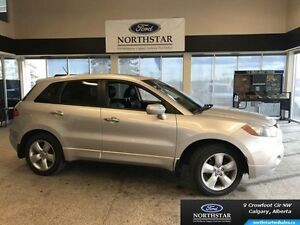 2008 Acura RDX Base  - Leather seats -  moon roof -  turbo engin
