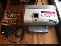 HP Photosmart D7100 series printer