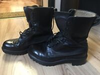 Size 7 Army Cadet Boots ONO