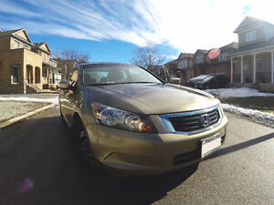 2010 Honda Accord EX Sedan / NO ACCIDENT / SERVICED AT HONDA