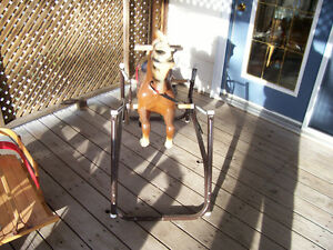 Childs toy rocking horse