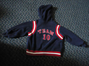 Boys Size 24 Months Varsity Style Hoodie Kingston Kingston Area image 2