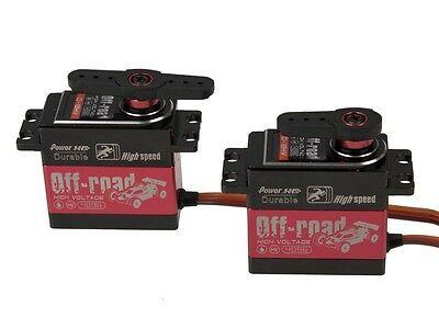 Power HD High Voltage Digital Servo Combo # D-18HV