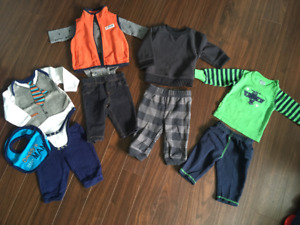 Lot - Size 3 months & 3-6 months / Boys