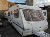 Swift Lifestyle 500/4 fixed bed