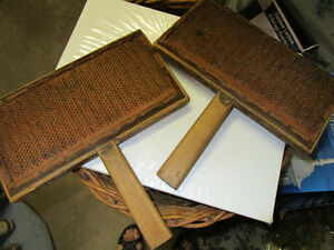Antique Wool Carders / Carding Tools